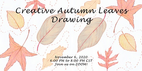 Creative Autumn Leaves Drawing! tickets