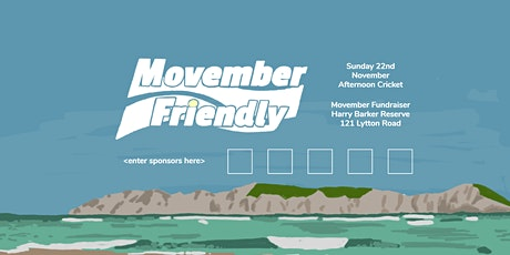 Movember Friendly - Cricket game tickets