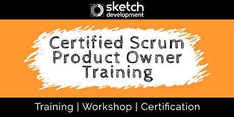 Certified Scrum Product Owner (CSPO) Training  - October 2021 (St. Louis) tickets