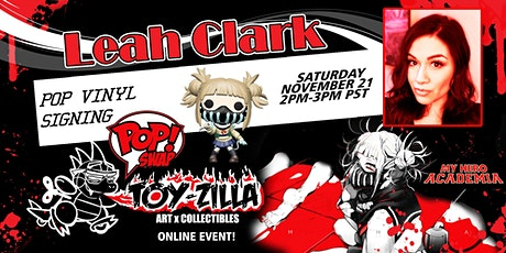 POP SWAP SIGNING #10 TOY-ZILLA with LEAH CLARK tickets