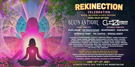 ReKinection Celebration tickets