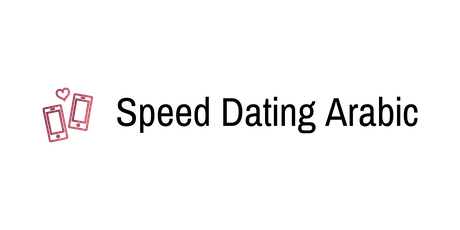 Speed Dating Arabic #2 - Age group from 25 to 35 years old tickets