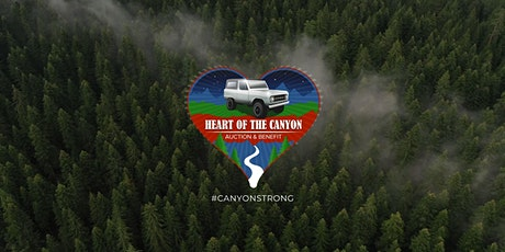 The Heart of the Canyon Benefit & Auction tickets