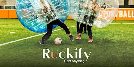 Bubble Ball Soccer @ Futbol 5 tickets