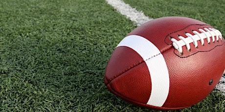 Turkey Bowl Flag Football Tournament NOV 2020 MCCS Athletics/Adult Sports tickets