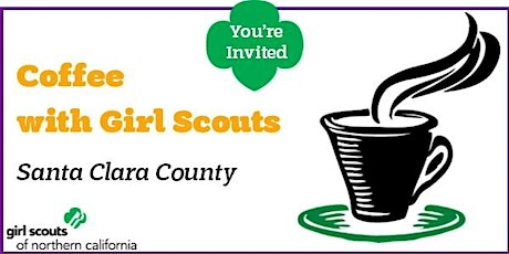 Santa Clara County, CA | Coffee with Girl Scouts tickets