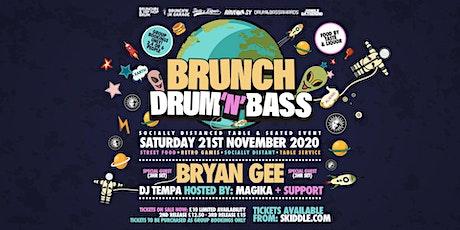 Brunch Drum n Bass with Bryan Gee tickets
