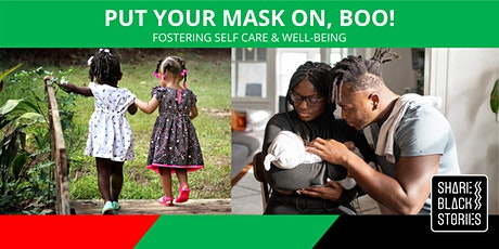 K-Ready Parent Cafe: Put Your Mask On, Boo! tickets