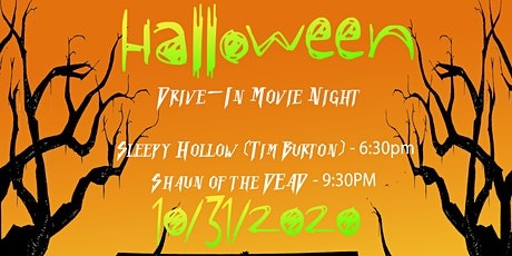Halloween at the Tin Star - Sleepy Hollow & Shaun of the Dead tickets