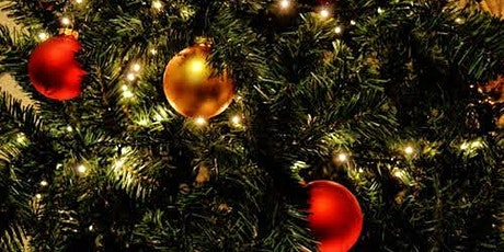 Free Christmas Ornament Decorating tickets