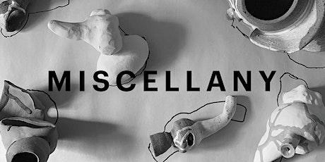 Miscellany: Otago Polytechnic Graduate Ceramics Show tickets