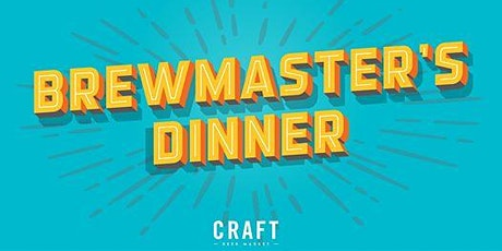 Beer vs Wine Brewmaster Dinner tickets