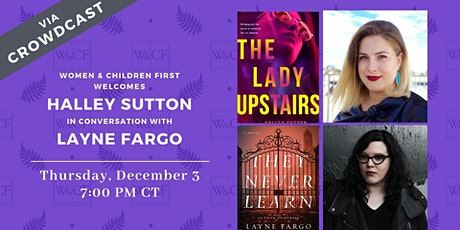 Virtual Author Conversation: Halley Sutton & Layne Fargo tickets