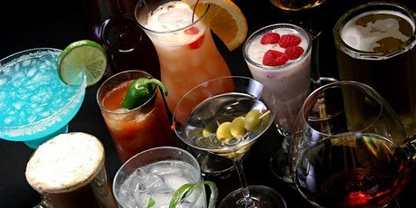 COCKTAIL MAKING CLASSES at Whispers Cocktail Bar - SATURDAY NOON tickets