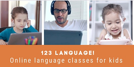FREE ONLINE SPANISH AND FRENCH DEMO CLASSES FOR CHILDREN tickets