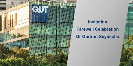 Farewell Celebration Dr Gudrun Seynsche tickets