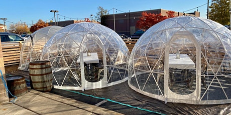 Sun, Tue, Wed, Thur Igloo Dome Dining Reservations