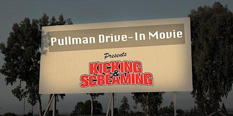 Pullman Drive-In Movie tickets