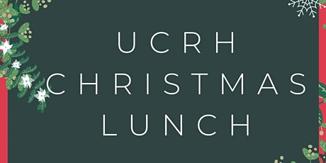 UCRH Christmas Party tickets