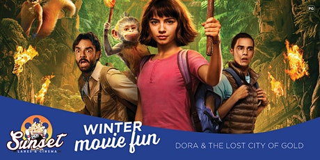 Sunset Cinema: Dora & the Lost City of Gold (FREE) tickets