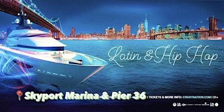 Latin & Hip Hop NYC Boat Party Yacht Cruise - Saturday Nov 14 tickets