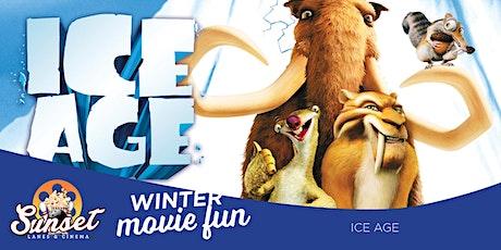 Sunset Cinema: Ice Age (FREE) tickets