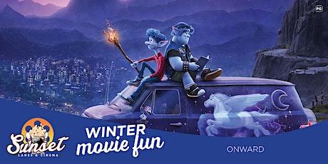 Sunset Cinema: Onward (FREE) tickets