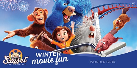 Sunset Cinema: Wonder Park (FREE) tickets