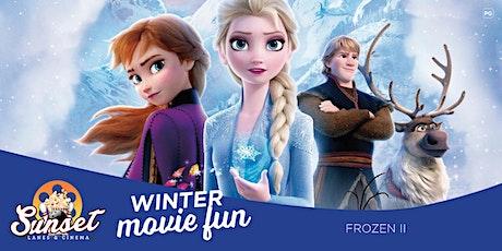 Sunset Cinema: Frozen 2 (FREE) tickets