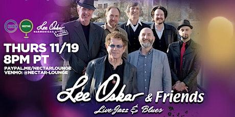NVCS presents LEE OSKAR & FRIENDS (live stream) tickets