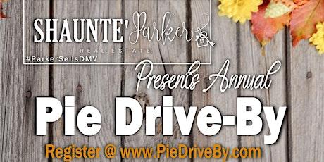 Thanksgiving Annual Client Appreciation  Pie Drive-By tickets