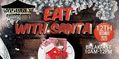 Eat With Santa tickets