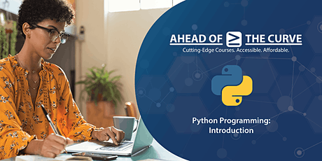 Python Programming: Introduction (2 days, 4 hours each day) tickets