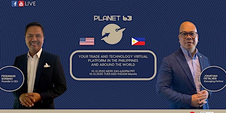 Planet63: Discover new products live from the Philippines tickets