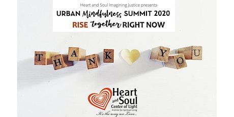 Urban Mindfulness Summit 2021 tickets