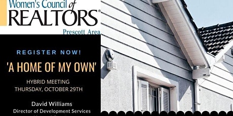 'A Home of My Own' tickets