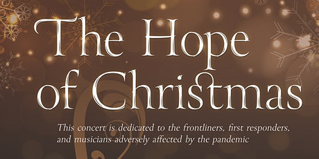 "FASO presents ""The Hope for Christmas"" tickets"
