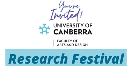 Faculty of Arts & Design Research Festival - Launch & Panel Discussion tickets