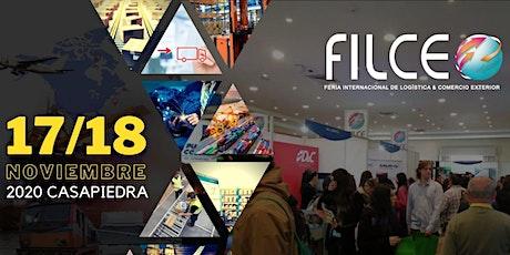 FILCE  17 & 18 de Noviembre (Bloques 1, 2 y 3) entradas
