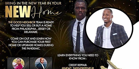 Bring in the New Year  in Your  New Home tickets