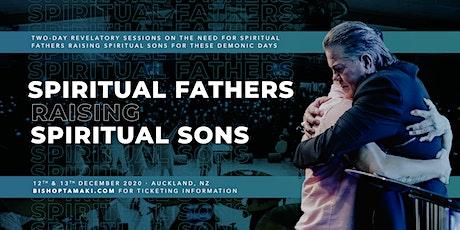 Spiritual Fathers Raising Spiritual Sons tickets