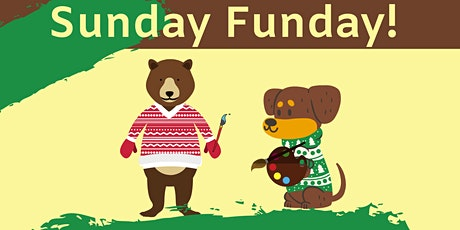 Denville Library Sunday Funday Painting Crafts tickets
