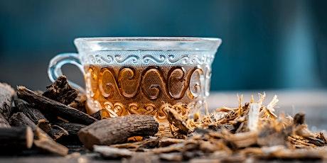 November Wild Weeds Tea Party: Root Work-Grounding In Nourishment tickets