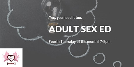 Adult Sex-Ed Thursday tickets