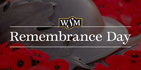 Remembrance Day 2020 tickets