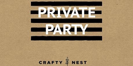 Virtual JFK Elementary Virtual Craft Night Workshop with The Crafty Nest tickets