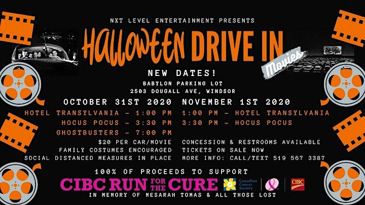 Halloween Drive in 2020 image