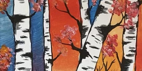 Birch Tree Painting 11/8 at North Folk Winery tickets
