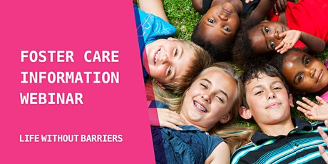 Live Foster Care Information Webinar - Sydney NSW tickets