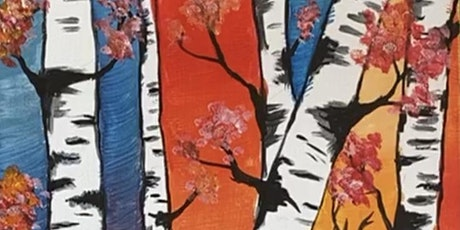 Birch Tree Painting 11/12 at Braham Event Center tickets